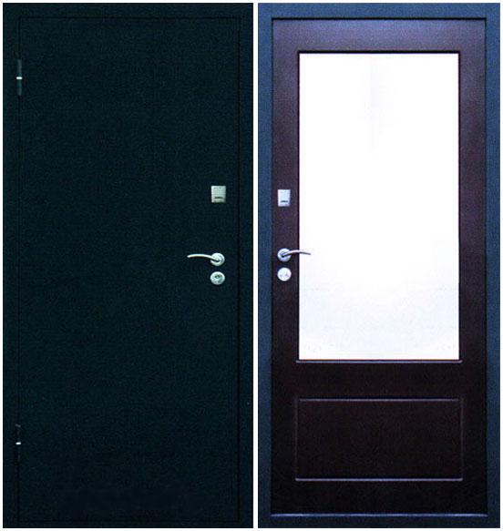 dver-forpost-rubezh-4-s-zerkalom